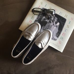 Cole Haan Argento Me Metallic Loafer